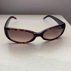 Anne Klein tortoise shell sunglasses